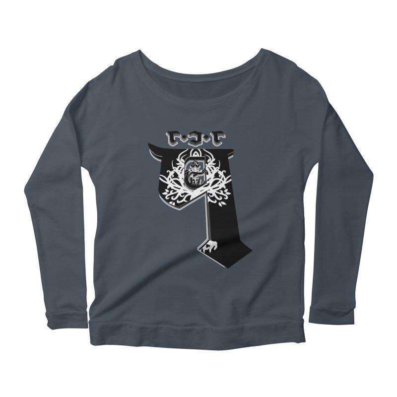 Q101 Shop 2.0 Women's Scoop Neck Longsleeve T-Shirt by Q101 Shop