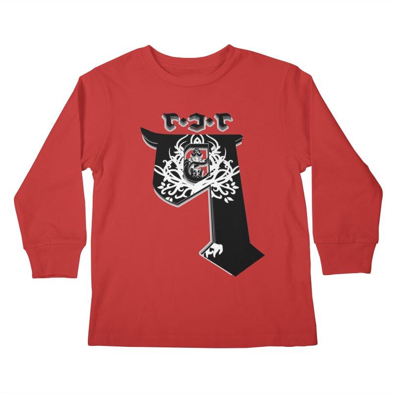 Q101 Shop 2.0 Kids Longsleeve T-Shirt by Q101 Shop