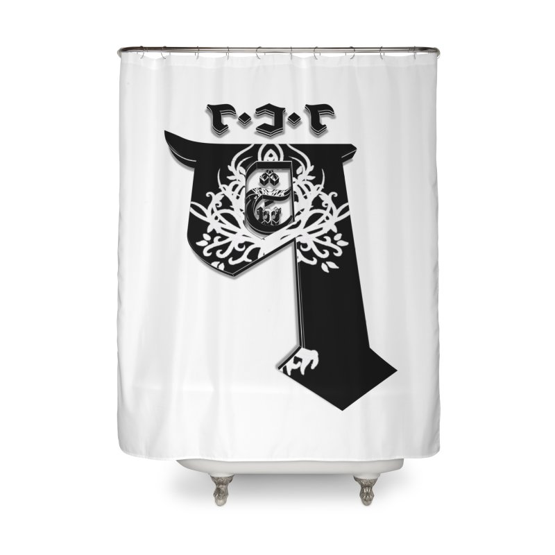 Q101 Shop 2.0 Home Shower Curtain by Q101 Shop