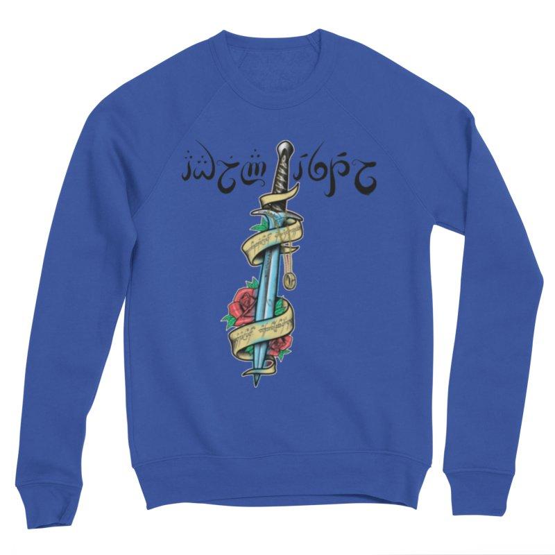 Brightest Hope Women's Sponge Fleece Sweatshirt by Q101 Shop