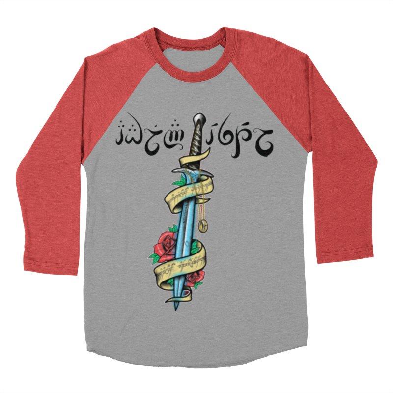 Brightest Hope Women's Baseball Triblend Longsleeve T-Shirt by Q101 Shop