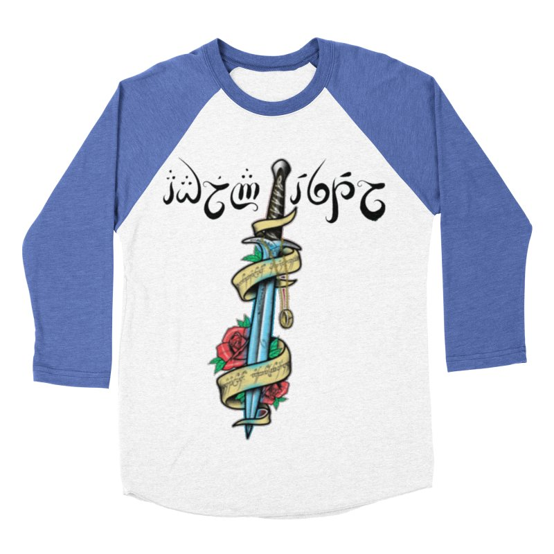 Brightest Hope Men's Baseball Triblend Longsleeve T-Shirt by Q101 Shop