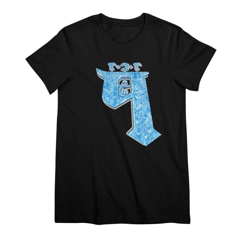 Q101 Hrívë 2.0 Women's Premium T-Shirt by Q101 Shop