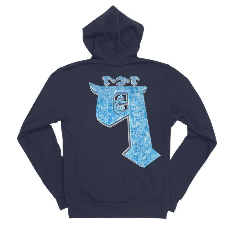 Q101 Hrívë 2.0 Women's Sponge Fleece Zip-Up Hoody by Q101 Shop