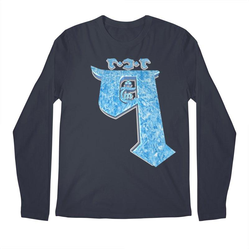 Q101 Hrívë 2.0 Men's Regular Longsleeve T-Shirt by Q101 Shop