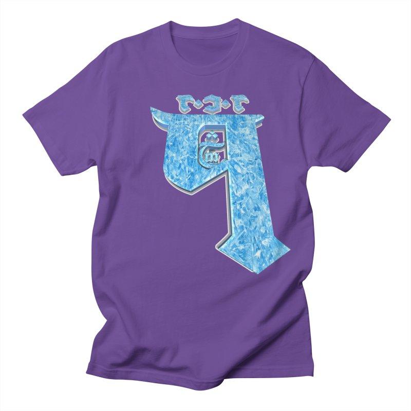 Q101 Hrívë 2.0 Men's Regular T-Shirt by Q101 Shop