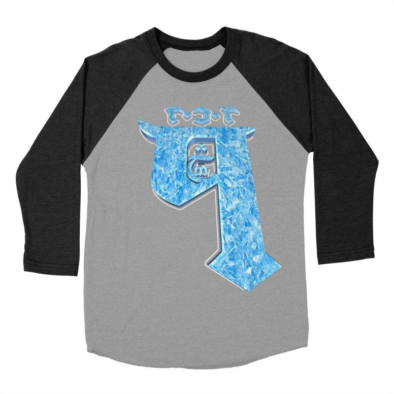 Q101 Hrívë 2.0 Men's Baseball Triblend Longsleeve T-Shirt by Q101 Shop