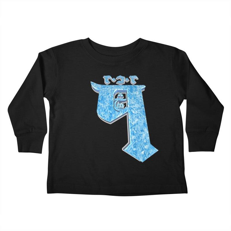 Q101 Hrívë 2.0 Kids Toddler Longsleeve T-Shirt by Q101 Shop