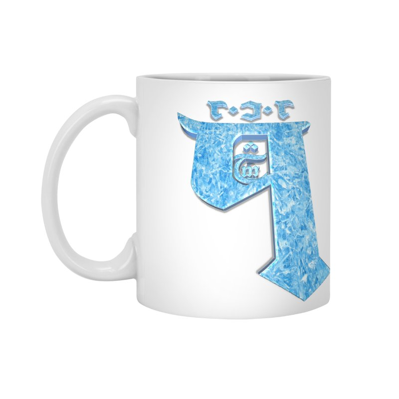 Q101 Hrívë 2.0 Accessories Standard Mug by Q101 Shop