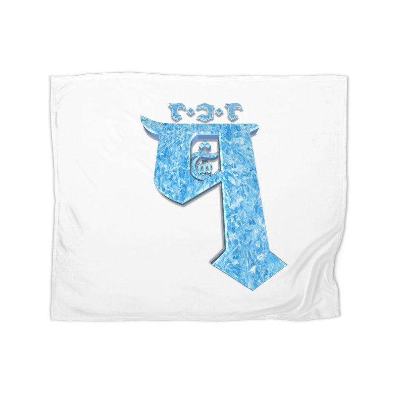 Q101 Hrívë 2.0 Home Fleece Blanket Blanket by Q101 Shop
