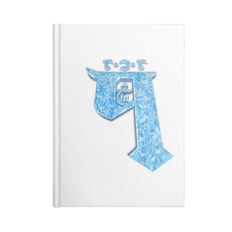 Q101 Hrívë 2.0 Accessories Lined Journal Notebook by Q101 Shop