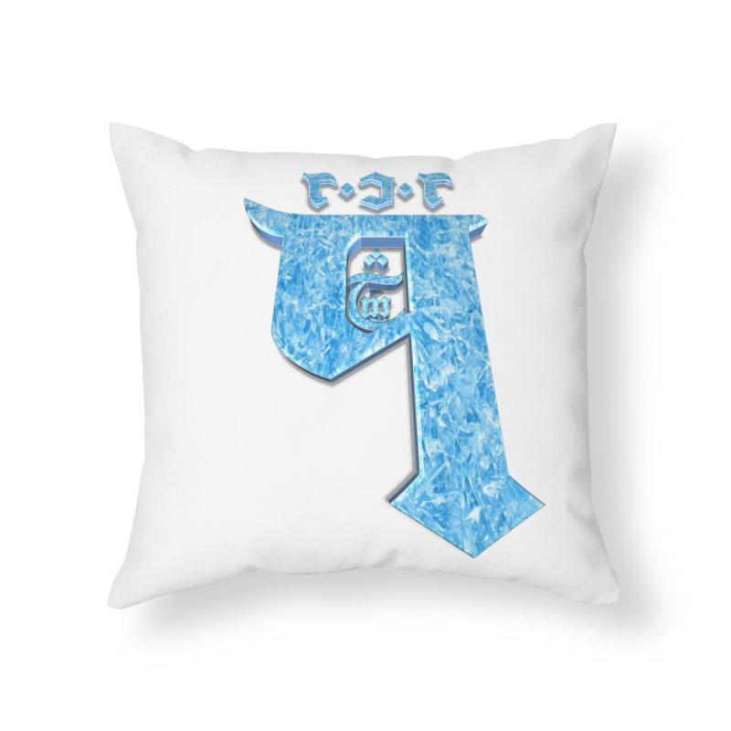 Q101 Hrívë 2.0 Home Throw Pillow by Q101 Shop