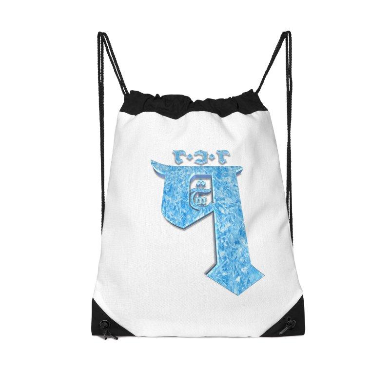Q101 Hrívë 2.0 Accessories Drawstring Bag Bag by Q101 Shop