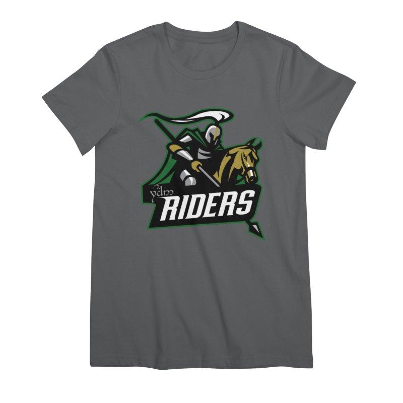 Rohan Riders Women's Premium T-Shirt by Q101 Shop