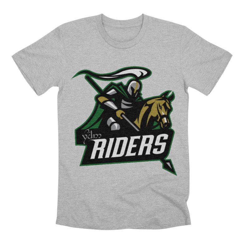 Rohan Riders Men's Premium T-Shirt by Q101 Shop