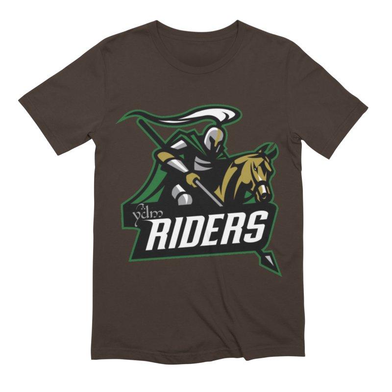 Rohan Riders Men's Extra Soft T-Shirt by Q101 Shop
