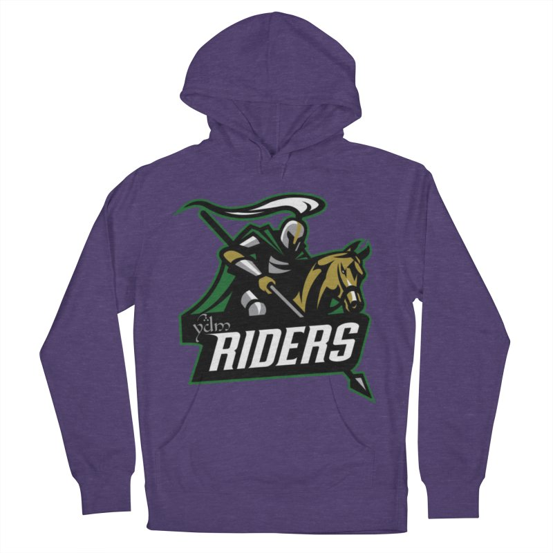 Rohan Riders Women's French Terry Pullover Hoody by Q101 Shop