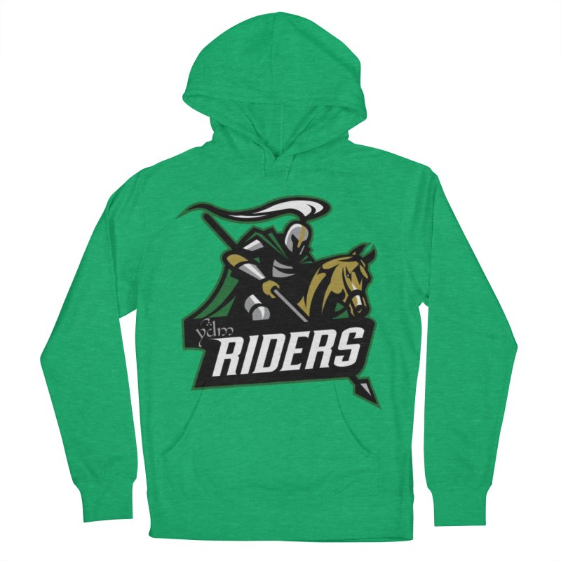 Rohan Riders Men's French Terry Pullover Hoody by Q101 Shop