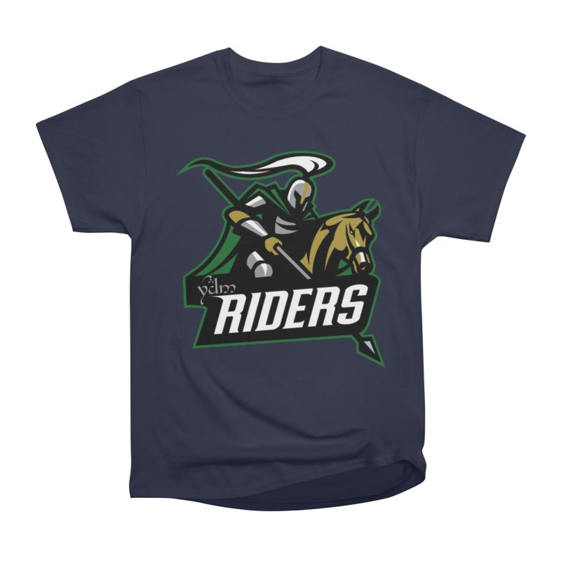 Rohan Riders Men's Heavyweight T-Shirt by Q101 Shop