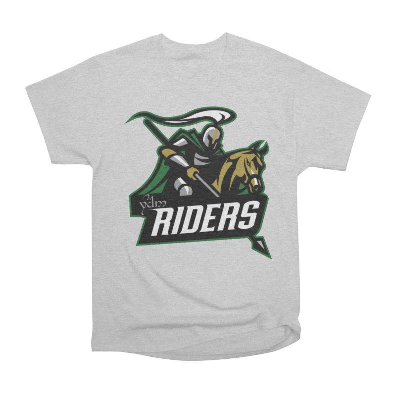 Rohan Riders Men's Heavyweight T-Shirt by Q101 Shop