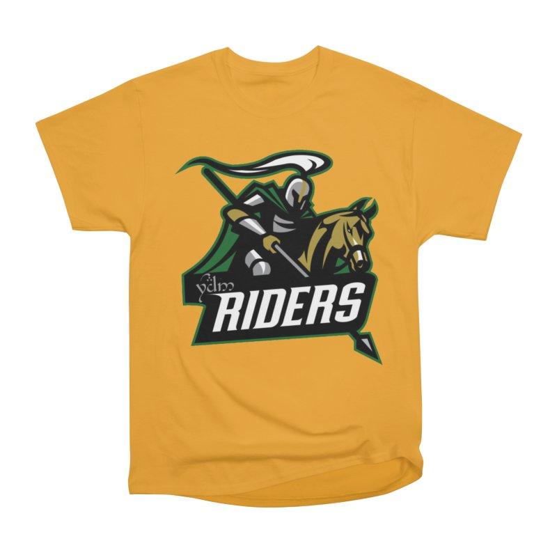 Rohan Riders Women's Heavyweight Unisex T-Shirt by Q101 Shop