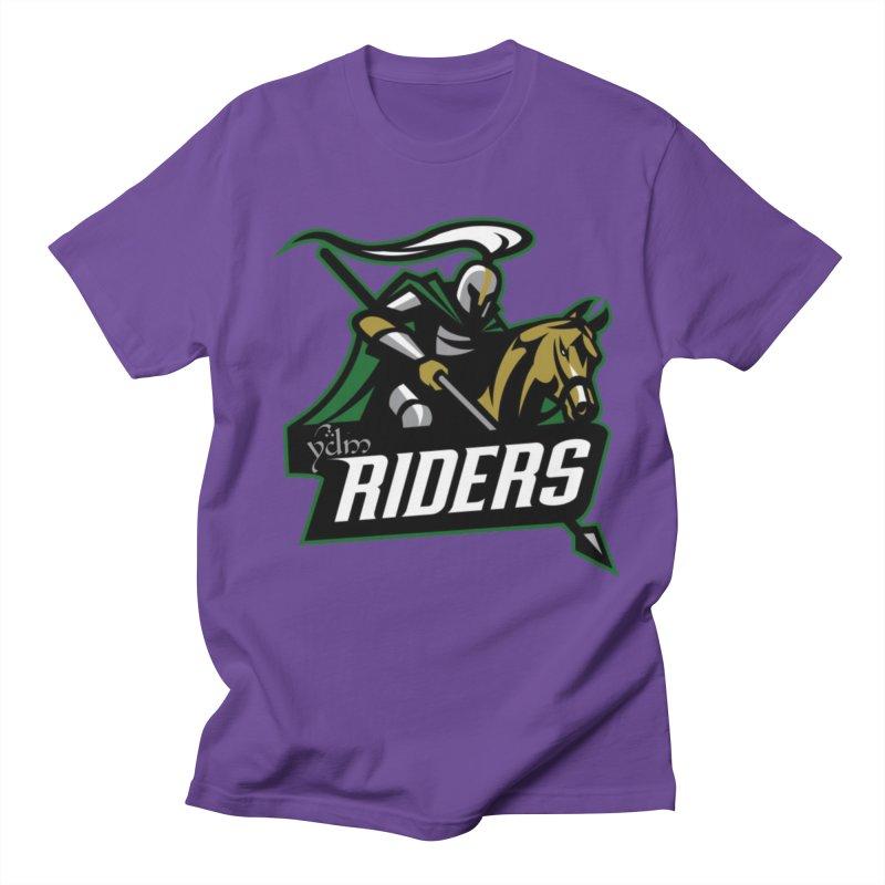 Rohan Riders Men's Regular T-Shirt by Q101 Shop