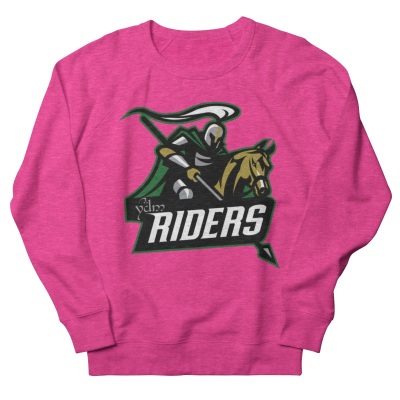 Rohan Riders Women's French Terry Sweatshirt by Q101 Shop