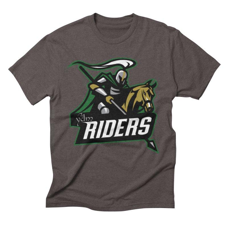 Rohan Riders Men's Triblend T-Shirt by Q101 Shop