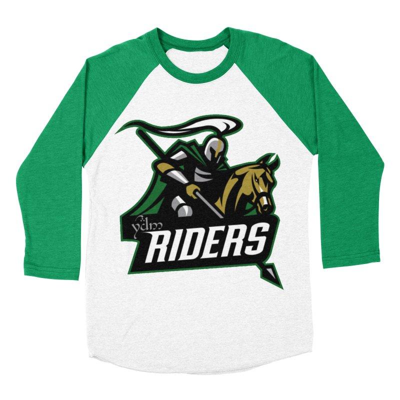 Rohan Riders Women's Baseball Triblend Longsleeve T-Shirt by Q101 Shop