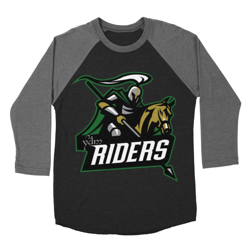 Rohan Riders Women's Baseball Triblend Longsleeve T-Shirt by Q101 Shop