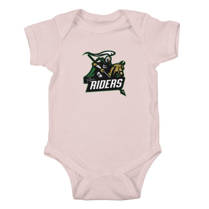 Rohan Riders Kids Baby Bodysuit by Q101 Shop