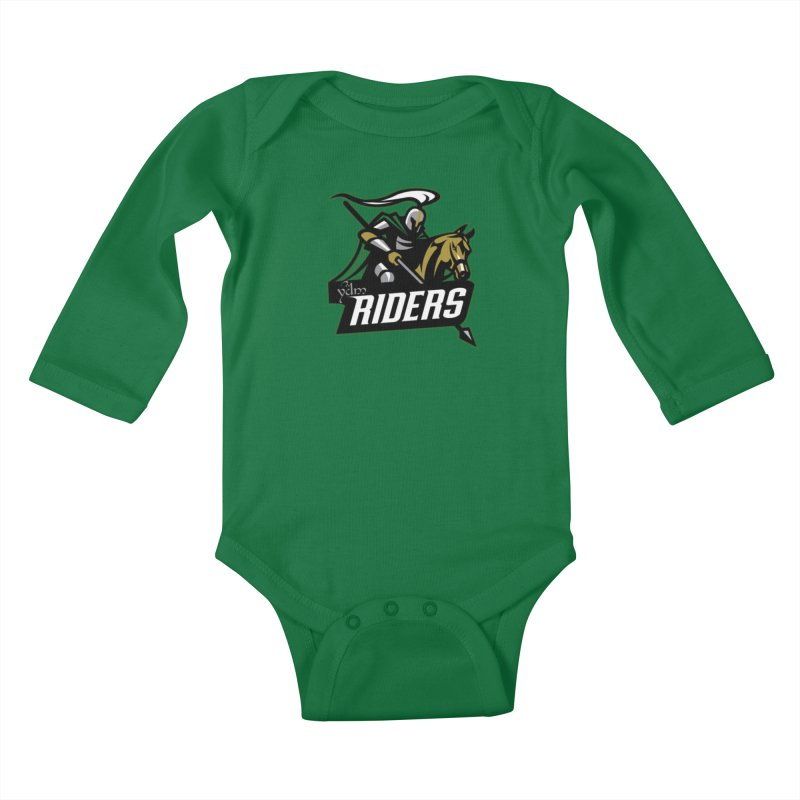 Rohan Riders Kids Baby Longsleeve Bodysuit by Q101 Shop