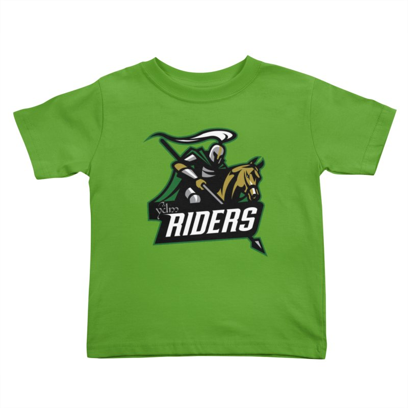 Rohan Riders Kids Toddler T-Shirt by Q101 Shop