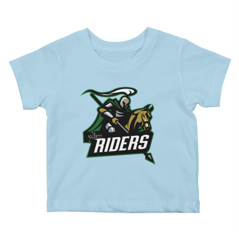 Rohan Riders Kids Baby T-Shirt by Q101 Shop