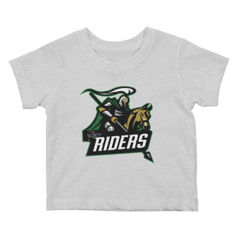 Rohan Riders Kids Baby T-Shirt by Q101 Shop