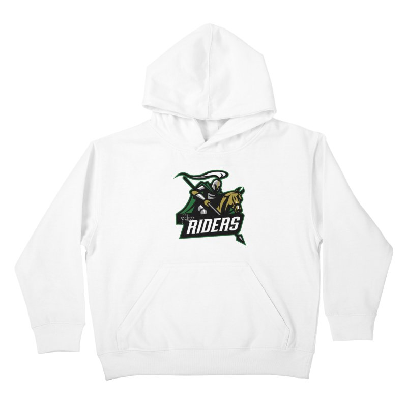 Rohan Riders Kids Pullover Hoody by Q101 Shop