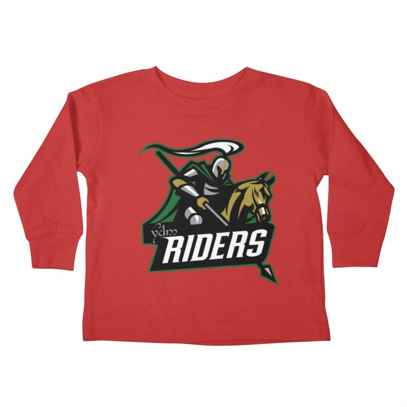 Rohan Riders Kids Toddler Longsleeve T-Shirt by Q101 Shop