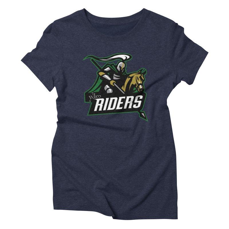 Rohan Riders Women's Triblend T-Shirt by Q101 Shop