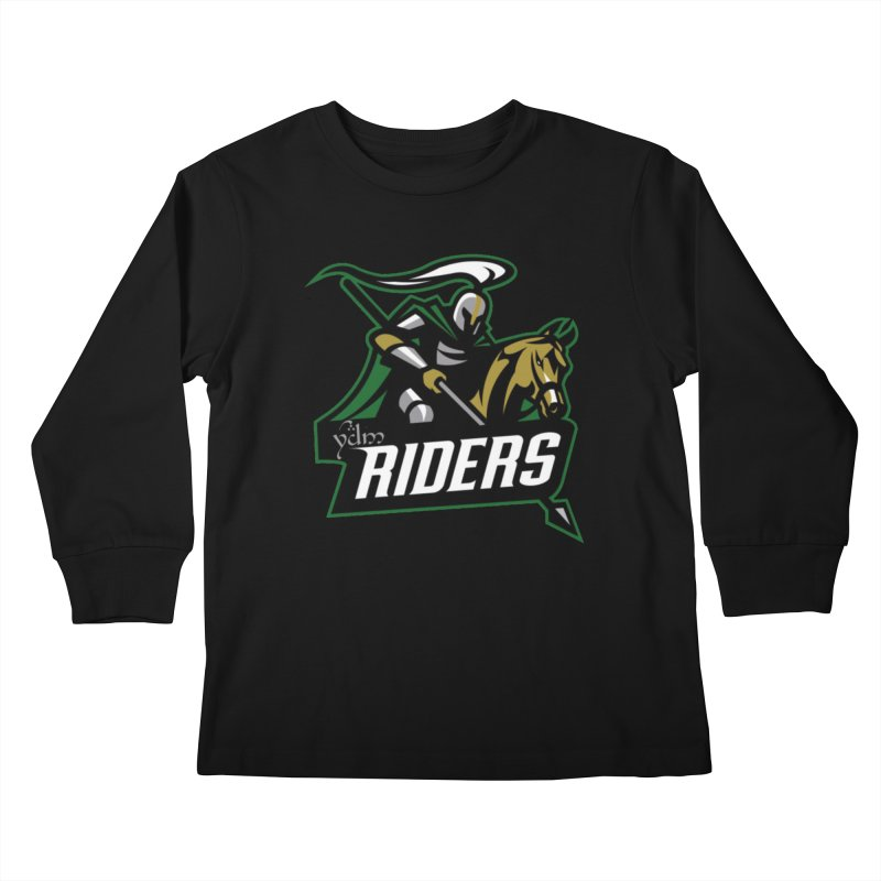 Rohan Riders Kids Longsleeve T-Shirt by Q101 Shop
