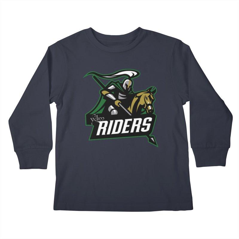 Rohan Riders Kids Longsleeve T-Shirt by Q101 Shop