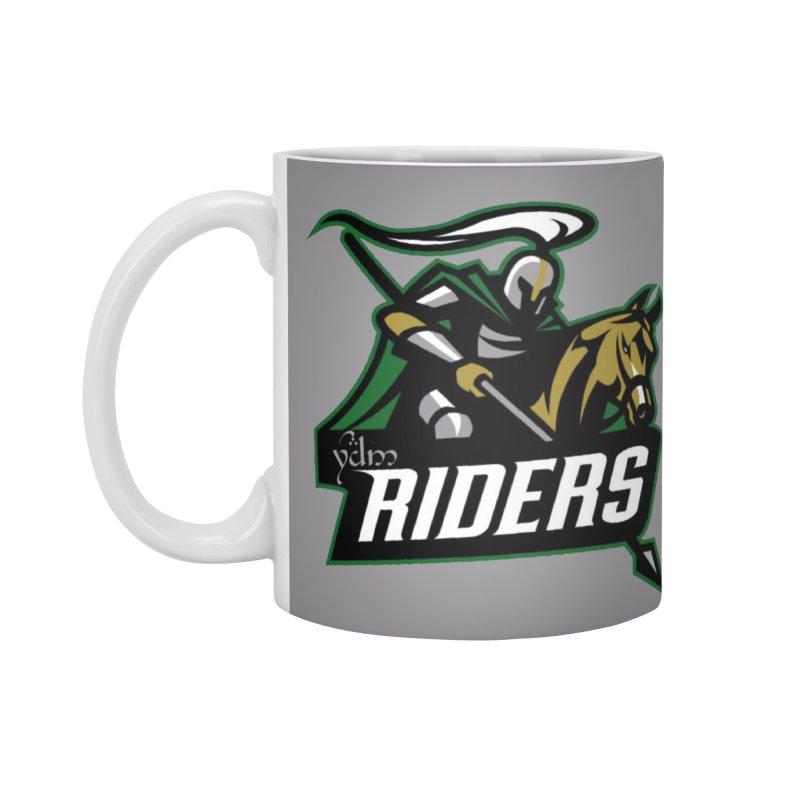Rohan Riders Accessories Standard Mug by Q101 Shop