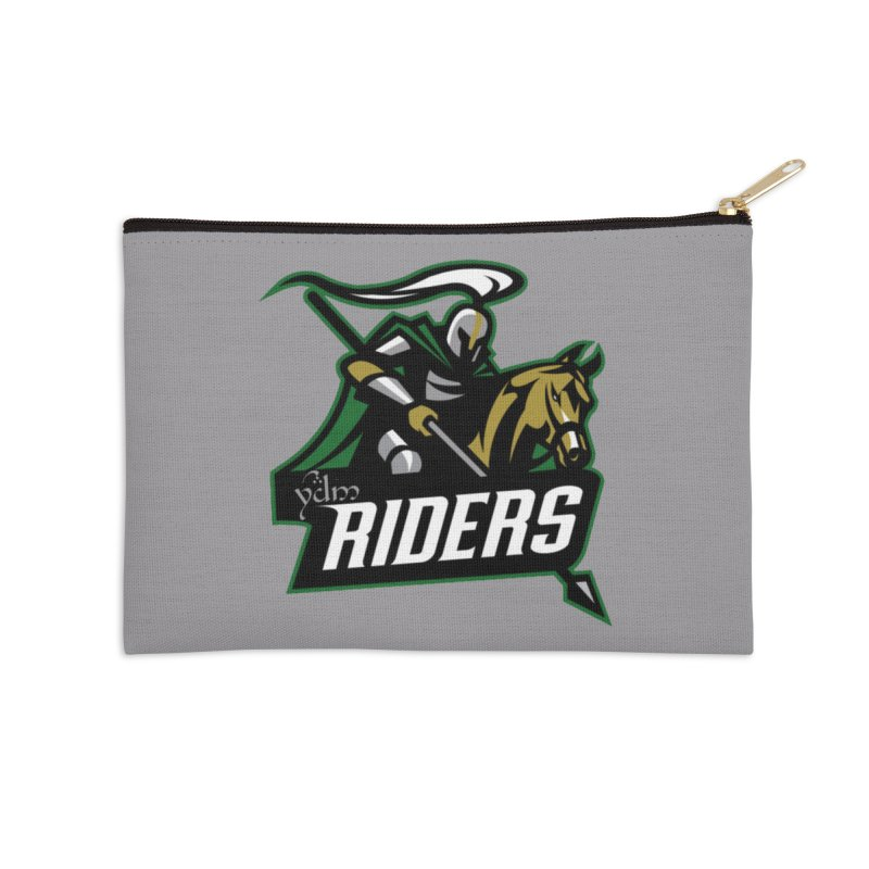 Rohan Riders Accessories Zip Pouch by Q101 Shop