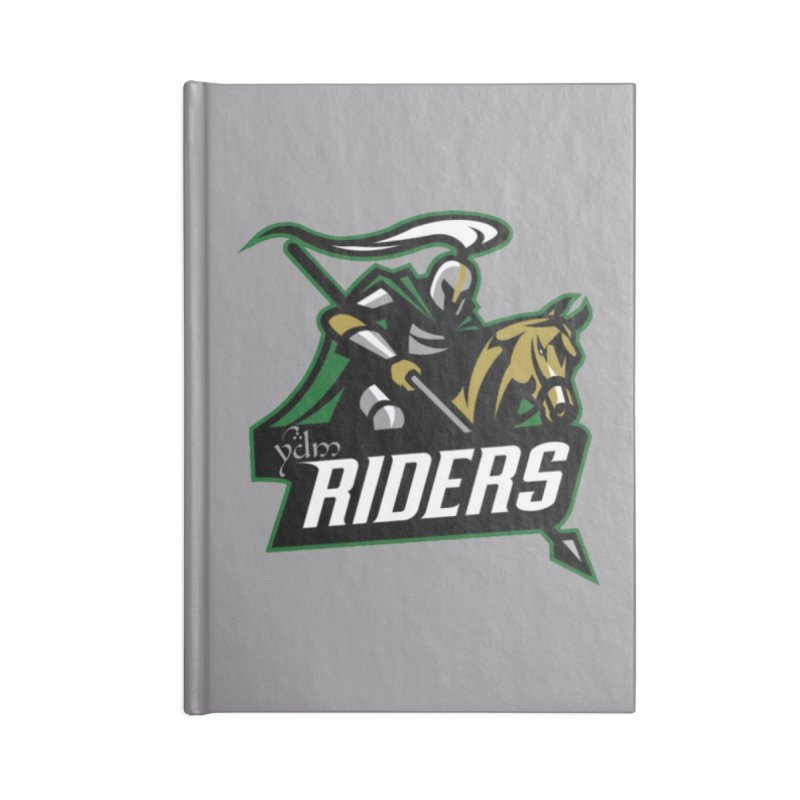 Rohan Riders Accessories Lined Journal Notebook by Q101 Shop