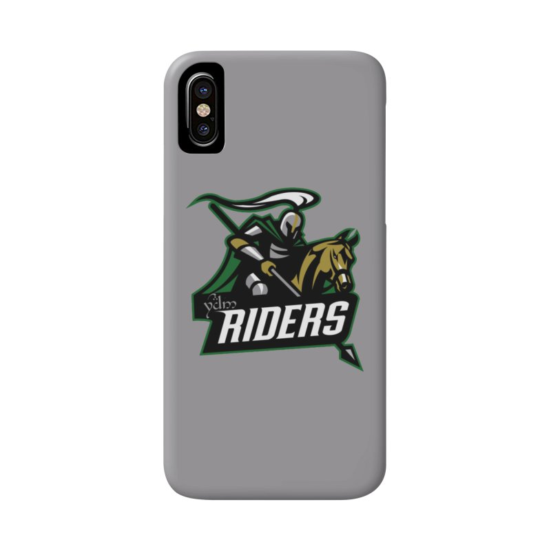 Rohan Riders Accessories Phone Case by Q101 Shop