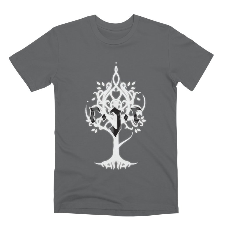 White Tree Awards VII Men's Premium T-Shirt by Q101 Shop