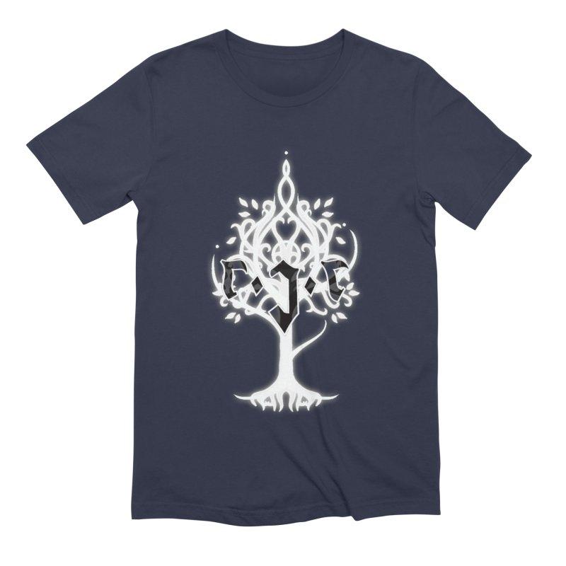 White Tree Awards VII Men's Extra Soft T-Shirt by Q101 Shop