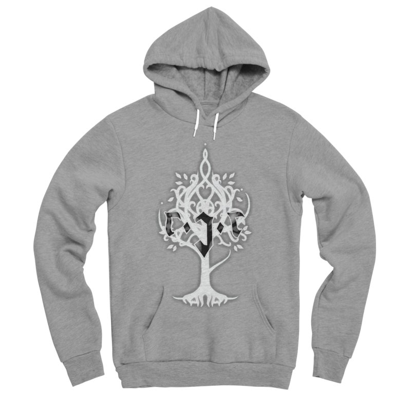 White Tree Awards VII Men's Sponge Fleece Pullover Hoody by Q101 Shop