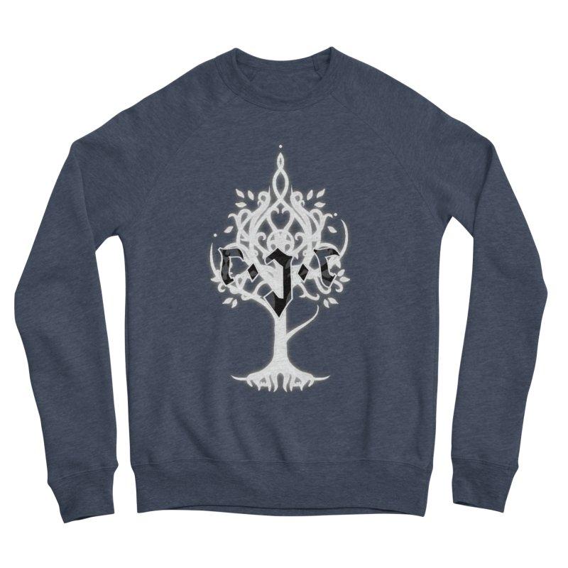 White Tree Awards VII Women's Sponge Fleece Sweatshirt by Q101 Shop