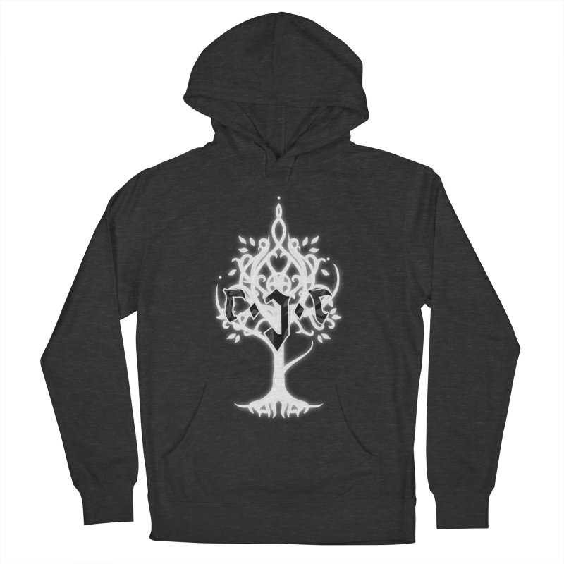 White Tree Awards VII Men's French Terry Pullover Hoody by Q101 Shop