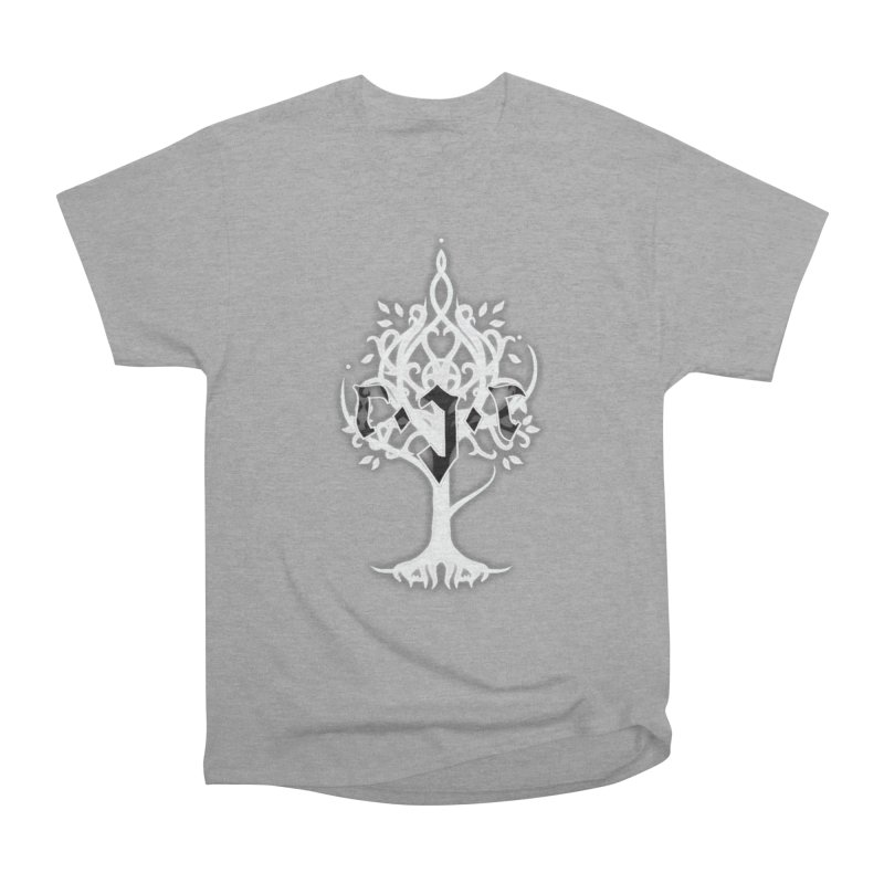 White Tree Awards VII Men's Heavyweight T-Shirt by Q101 Shop